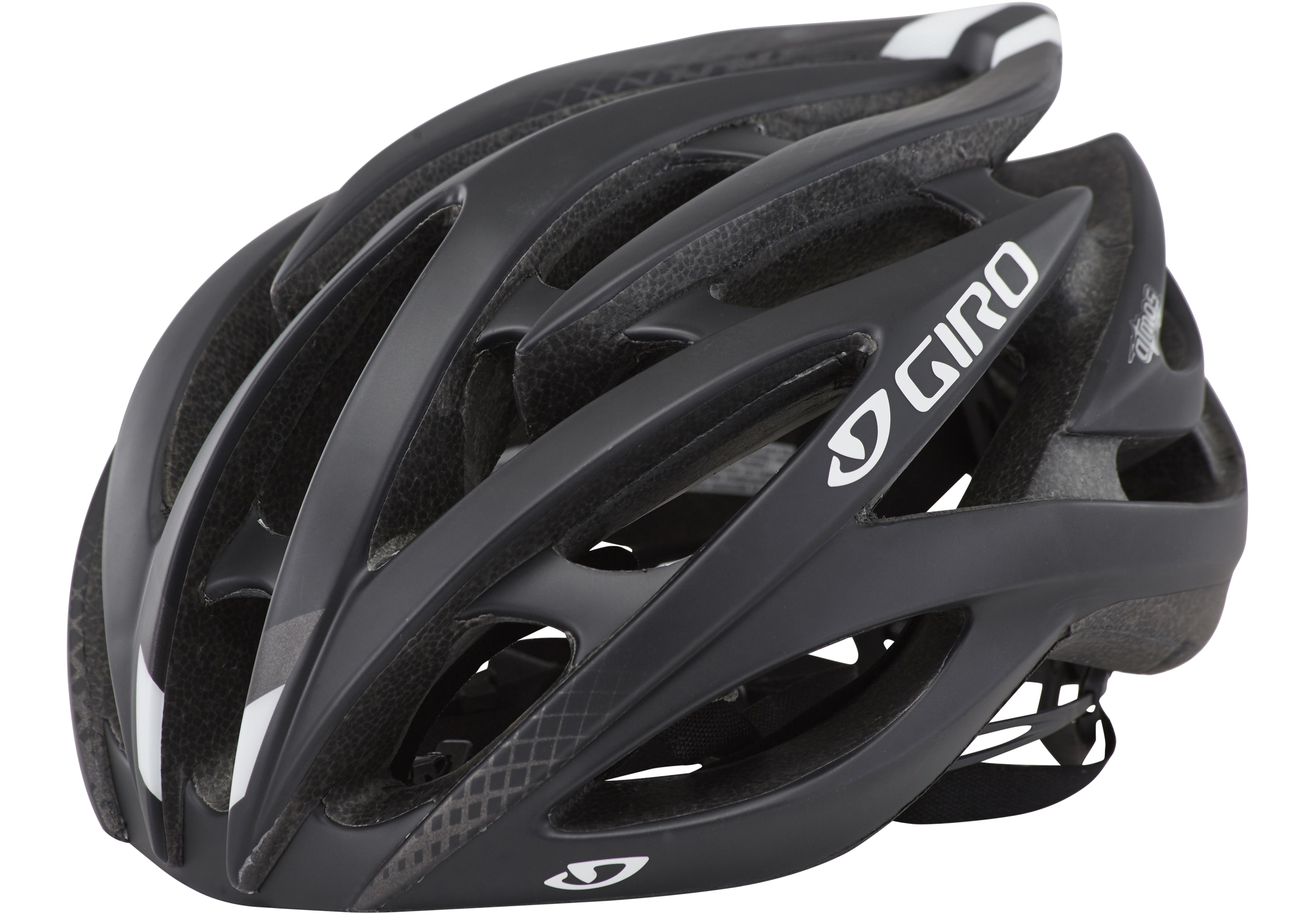 0b8aa71a21 Giro Atmos II - Casco de bicicleta - negro | Bikester.es